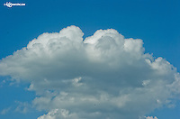 clouds at Delaware Park on 6/29/13