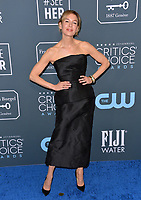 SANTA MONICA, USA. January 12, 2020: Renee Zellweger at the 25th Annual Critics' Choice Awards at the Barker Hangar, Santa Monica.<br /> Picture: Paul Smith/Featureflash