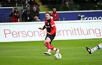 Patrick Ochs (Eintracht)<br /> Eintracht Frankfurt vs. Arminia Bielefeld, Commerzbank Arena<br /> *** Local Caption *** Foto ist honorarpflichtig! zzgl. gesetzl. MwSt. Auf Anfrage in hoeherer Qualitaet/Aufloesung. Belegexemplar an: Marc Schueler, Am Ziegelfalltor 4, 64625 Bensheim, Tel. +49 (0) 6251 86 96 134, www.gameday-mediaservices.de. Email: marc.schueler@gameday-mediaservices.de, Bankverbindung: Volksbank Bergstrasse, Kto.: 151297, BLZ: 50960101