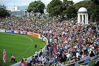 120111 HRV Cup Cricket - Wellington v Northern