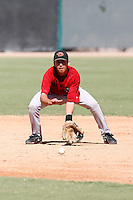 David Nick - Arizona Diamondbacks 2009 Instructional League .Photo by:  Bill Mitchell/Four Seam Images..