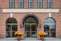 National Baseball Hall of Fame and Museum, Cooperstown, New York, USA
