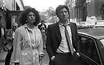 STELLA PENDE E GIGIG PROIETTI ROMA 1980