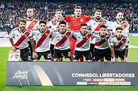 River Plate during  Commebol Final Match between River Plate and Boca Juniors at Santiago Bernabeu Stadium in Madrid, Spain. December 09, 2018. (ALTERPHOTOS/Borja B.Hojas) /NortePhoto.com