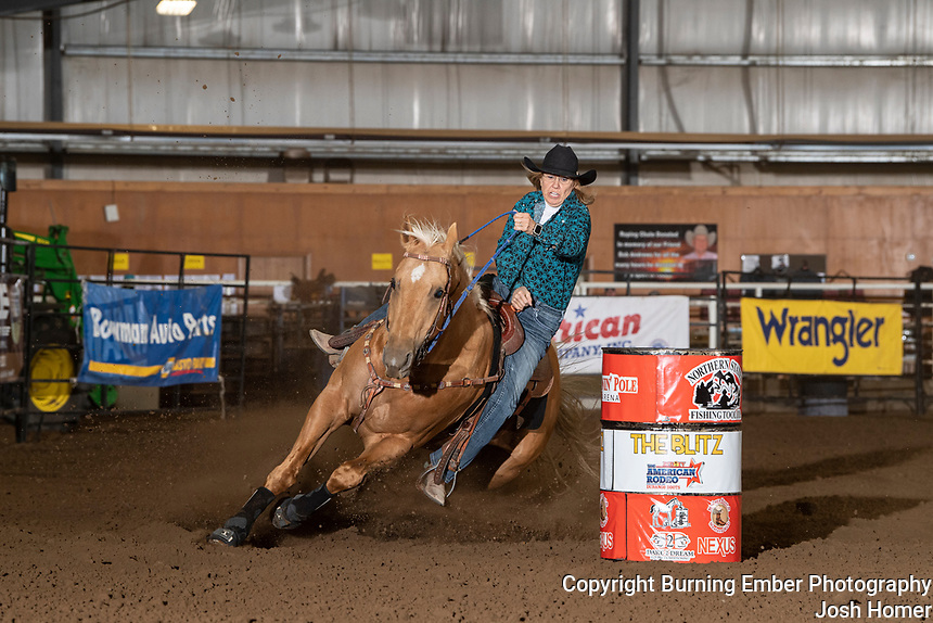 Carol Breuer on STREAKING FIREWATER at the Blitz day one of the open 2021.  Photo by Josh Homer.  All rights reserved and copyrighted by Burning Ember Photography.  Photo Credit must be given on all uses.