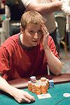 Brent Keller contemplates a move, but folds.