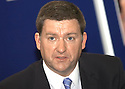 20040514    Copyright Pic: James Stewart.File Name : jspa02_hilary_crowley.HILARY CROWLEY PRESS CONFERENCE......DETECTIVE INSPECTOR GRAHAM BYE, CENTRAL SCOTLAND POLICE, WHO IS HEADING UP THE INQUIRY INTO THE DEATH OF HILARY CROWLEY FROM STIRLING....James Stewart Photo Agency 19 Carronlea Drive, Falkirk. FK2 8DN      Vat Reg No. 607 6932 25.Office     : +44 (0)1324 570906     .Mobile  : +44 (0)7721 416997.Fax         :  +44 (0)1324 570906.E-mail  :  jim@jspa.co.uk.If you require further information then contact Jim Stewart on any of the numbers above.........