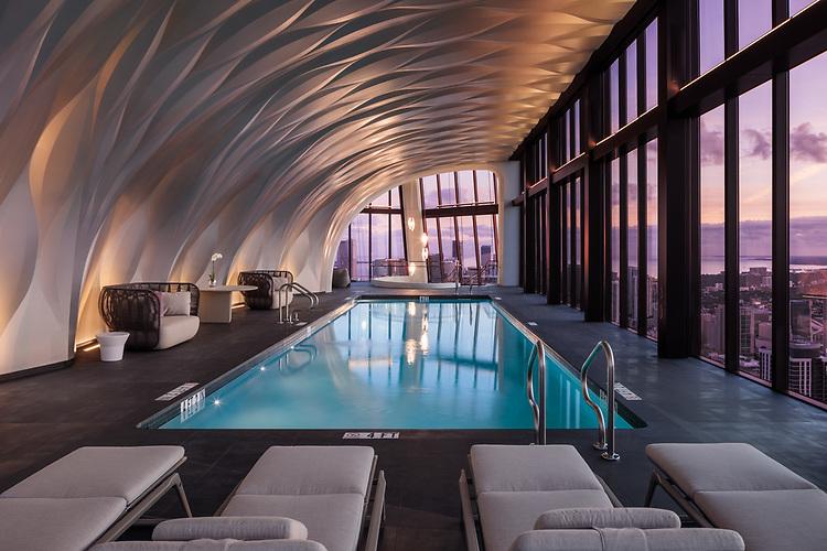 One Thousand Museum   Zaha Hadid Architects