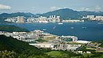 View From High Junk Peak: Tseung Kwan O Industrial Area And Chai Wan.  Hong Kong.