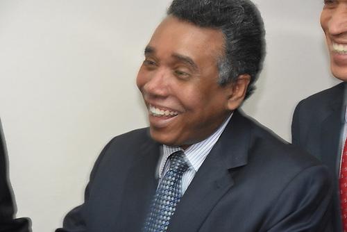 Félix Bautista, senador de Fuerza del Pueblo por la provincia de San Juan.
