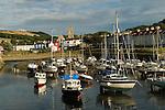 Aberaeron harbour, Carmarthenshire, Wales UK 2013, 2010s
