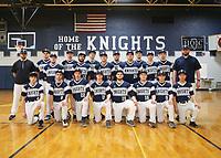 Baseball Team and Individuals 3/12/19