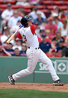 Lowell Spinners' Infielder KOLBRIN VITEK (2010 First Round Draft Pick) during a game vs. the Jamestown Jammers at Fenway Park in Boston, Massachusetts July 10, 2010.    Photo By Ken Babbitt/Four Seam Images