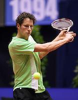 10-12-09, Rotterdam, Tennis, REAAL Tennis Masters 2009,  Jasper Smit