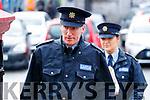 Garda Paul Cummins at Kenmare Court on Friday.