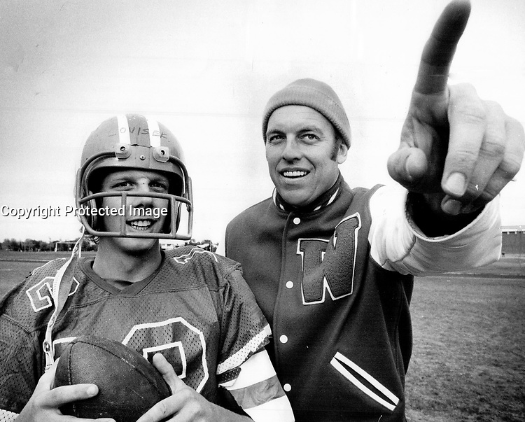 Jim Henderson. After three 1,000-yard college seasons, he starred with Argos.<br /> <br /> Photo : Boris Spremo - Toronto Star archives - AQP
