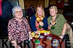 Kit O'Brien, Gwen and Trisha Mooney enjoying the Braces and Garters' Fun Night in Bettys Bar on Friday night.