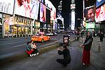 New York City Becomes U.S. Corona Virus Epicenter