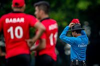 Hong Kong vs papua New Guinea during cricket One Day International (ODI) Series at Tin Kwong Road Recreation Ground, Ho Man Tin, Kowloon on 8 November 2016, Hong Kong, China    Photo by Ike Li / ike images