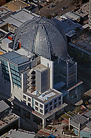aerial photograph of the San Diego Public Library, San Diego, California
