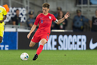 SAINT PAUL, MN - JUNE 18: Wil Trapp of the United States during a 2019 CONCACAF Gold Cup group D match between the United States and Guyana on June 18, 2019 at Allianz Field in Saint Paul, Minnesota.