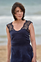 CABOURG, FRANCE - JUNE 15: Actress Maryline Canto attends 'le ciel etoile au-dessus de ma tete' photocall during the 2nd day of 31st Cabourg Film Festival on June 15, 2017 in Cabourg, France. # FESTIVAL DE CABOURG