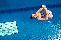 KOROLEVA Vitaliia RUS<br /> 1m Synchronised Women Final<br /> LEN European Diving Championships 2017<br /> Sport Center LIKO, Kiev UKR<br /> Jun 12 - 18, 2017<br /> Day06 17-06-2017<br /> Photo © Giorgio Scala/Deepbluemedia/Insidefoto