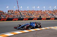 4th September 2021: Circuit Zandvoort, Zandvoort, Netherlands;   14 Fernando Alonso ESP, Alpine F1 Team, F1 Grand Prix of the Netherlands at Circuit Zandvoort