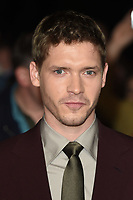 """Billy Howle<br /> arriving for the London Film Festival screening of """"Outlaw King"""" at the Cineworld Leicester Square, London<br /> <br /> ©Ash Knotek  D3446  17/10/2018"""