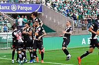SÃO PAULO, SP, 27.07.2019: PALMEIRAS-VASCO - Marrony do Vasco comemora o gol. Partida entre Palmeiras e Vasco, 12ª rodada do Campeonato Brasileiro 2019 - Arena Palmeiras, neste sábado (27). (Foto: Maycon Soldan/Código19)