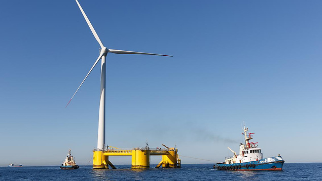 Simply Blue Energy aims to deliver floating wind energy for Ireland this decade but its chairwoman said the new maritime area regulatory authority needed to be in place before 2023