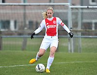 AJAX Amsterdam Dames : Anouk Hoogendijk.foto JOKE VUYLSTEKE / Vrouwenteam.be