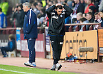 Hearts v St Johnstone...29.01.11  .A bad day at the office for Derek McInnes.Picture by Graeme Hart..Copyright Perthshire Picture Agency.Tel: 01738 623350  Mobile: 07990 594431