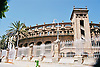 Coliseu Balear<br /> <br /> Bullring<br /> <br /> Plaza de Toros<br /> <br /> Stierkampfarena<br /> <br /> 1840 x 1232 px<br /> Original: 35 mm