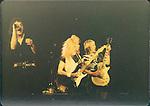 Paul Dianno of Iron Maiden 1981 NY Iron Maiden