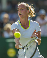 London, England, 3 th July, 2017, Tennis,  Wimbledon,  Richel Hogenkamp (NED)<br /> Photo: Henk Koster/tennisimages.com