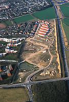 Deutschland, Schleswig- Holstein, Glinde, Neubaugebiet, K 80