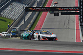 Pirelli World Challenge<br /> Grand Prix of Texas<br /> Circuit of The Americas, Austin, TX USA<br /> Saturday 2 September 2017<br /> Ryan Eversley/ Tom Dyer<br /> World Copyright: Richard Dole/LAT Images<br /> ref: Digital Image RD_COTA_PWC_17238