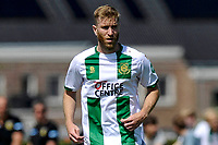 LEEK - Voetbal, Pelikaan S - FC Groningen , voorbereiding seizoen 2021-2022, oefenduel, 03-07-2021, FC Groningen speler Michael de Leeuw