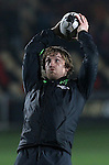 Scrum coach Jerry Flannery of Munster Rugby<br /> <br /> Guinness Pro 12<br /> Newport Gwent Dragons v Munster Rugby<br /> Rodney Parade<br /> 21.11.14<br /> ©Steve Pope-SPORTINGWALES