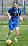 St Johnstone Training….29.06.19   McDiarmid Park, Perth<br />Liam Craig<br />Picture by Graeme Hart.<br />Copyright Perthshire Picture Agency<br />Tel: 01738 623350  Mobile: 07990 594431