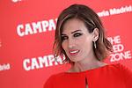 Nieves Alvarez opened the first Campari Red Suite. June 10, 2015. (ALTERPHOTOS/Acero)