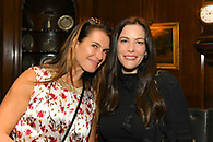 Wedding guests Brooke Shields and Liv Tyler.