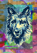 Kris, REALISTIC ANIMALS, REALISTISCHE TIERE, ANIMALES REALISTICOS, paintings+++++,PLKKE641,#a#, EVERYDAY