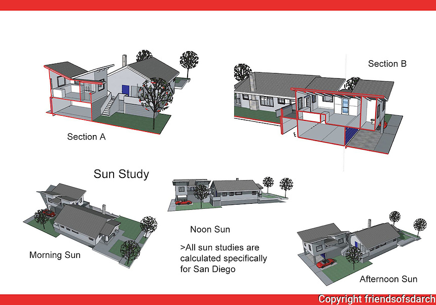 Adam Mayberry, Cal Poly San Luis Obispo, received Honorable Mention in FSDA's ADU Competition 2004 in the Student category. Board 2.