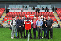 Fleetwood Town v AFC Wimbledon - FA Cup 3rd Round - 05.01.2019