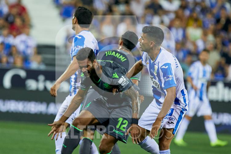 Real Sociedad's Willian Jose Da Silva during La Liga match. August 24, 2018. (ALTERPHOTOS/A. Perez Meca)