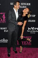 SANTA MONICA, CA, USA - OCTOBER 18: Bill Rancic, Giuliana Rancic arrive at Elyse Walker's 10th Annual Pink Party held at Santa Monica Airport HANGAR:8 on October 18, 2014 in Santa Monica, California, United States. (Photo by Celebrity Monitor)