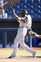 Hector Gomez - Scottsdale Scorpions, 2009 Arizona Fall League.Photo by:  Bill Mitchell/Four Seam Images..
