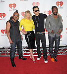 Apl.de.ap,Fergie,Taboo and Will.i.am of The Black Eyed Peas at The iHeartRadio Music Festival held at The MGM Grand in Las Vegas, California on September 23,2011                                                                               © 2011 DVS / Hollywood Press Agency